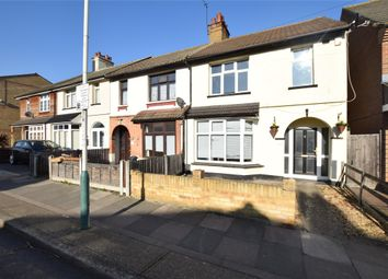 Thumbnail 3 bedroom end terrace house for sale in Pretoria Road, Romford