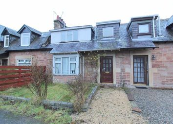 Thumbnail 2 bed terraced house for sale in 4, Bridaig Avenue, Dingwall