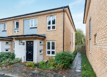 Thumbnail 3 bed end terrace house for sale in Siena Drive, Crawley