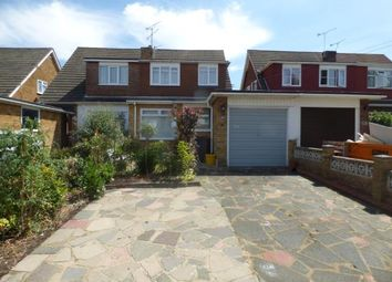 Thumbnail 3 bed semi-detached house for sale in Benfleet, Essex, Uk