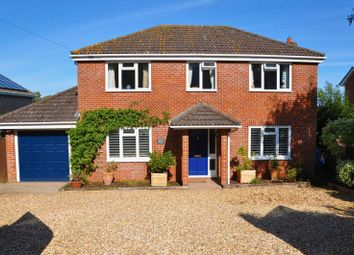 Thumbnail 4 bed detached house for sale in Wallop Road, Grateley, Andover