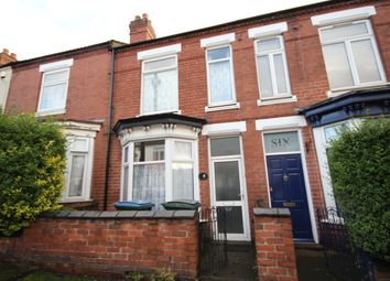 Thumbnail 2 bed terraced house for sale in Welland Road, Coventry
