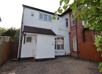 Thumbnail 1 bedroom town house for sale in Woodstock Road, Moseley, Birmingham