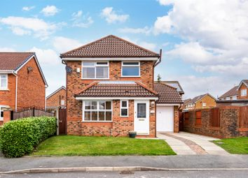 Thumbnail 3 bed detached house for sale in Ashbury Drive, Haydock, St. Helens