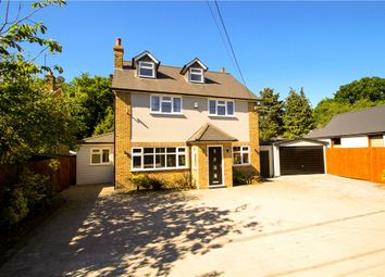 Thumbnail 5 bed detached house for sale in Salisbury Terrace, Mytchett, Camberley, Surrey