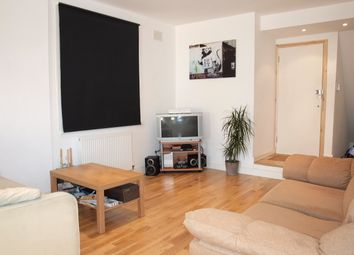 Thumbnail 3 bed flat to rent in Culverden Road, London