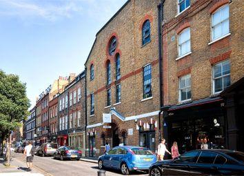 Thumbnail 1 bed flat to rent in Hanbury Street, London