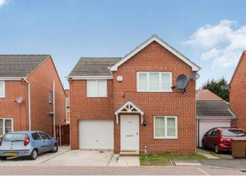 Thumbnail 3 bed detached house for sale in Oakford Close, Aspley, Nottingham, Nottinghamshire