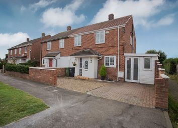 Thumbnail 3 bedroom semi-detached house for sale in Heather Avenue, Peterborough, Cambridgeshire.