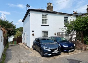 Thumbnail 3 bed semi-detached house for sale in Church Lane, Wallington