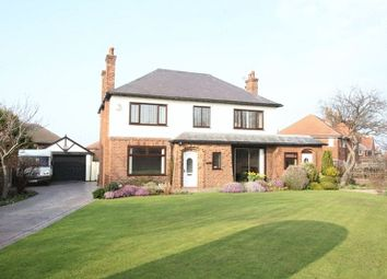 Thumbnail 4 bed detached house for sale in Saughall Massie Road, West Kirby, Wirral