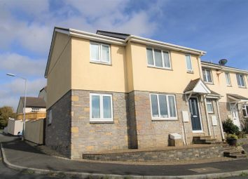 Thumbnail 4 bed end terrace house for sale in Nanscober Place, Helston