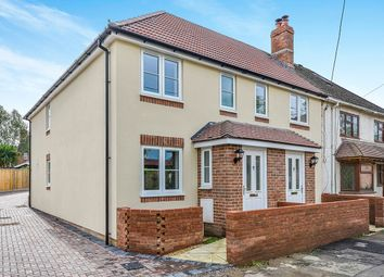 Thumbnail 2 bed terraced house for sale in Romill Close, West End, Southampton, Hampshire
