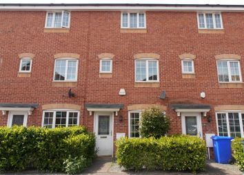 Thumbnail 3 bed town house for sale in Godwin Way, Trent Vale, Stoke-On-Trent