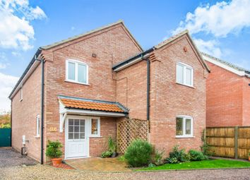 Thumbnail 3 bed detached house for sale in Brick Kiln Gardens, Catfield, Great Yarmouth