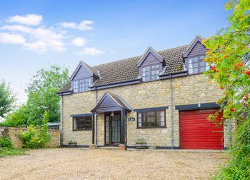 Thumbnail 4 bed detached house for sale in High Street, Turvey, Bedford