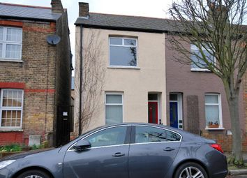 Thumbnail 2 bed end terrace house to rent in Cranmer Avenue, Ealing, London