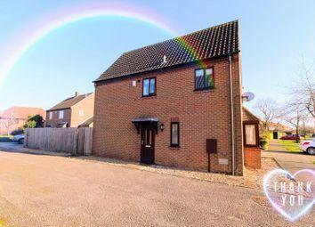 3 bed link-detached house for sale in Aldrich Drive, Willen, Milton Keynes MK15
