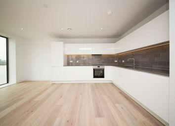 Thumbnail 1 bedroom flat to rent in Flagship House, 18 Royal Crest Avenue, Royal Wharf, London