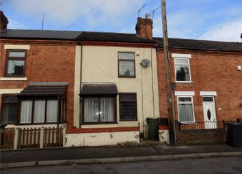 Thumbnail 2 bed terraced house for sale in Elnor Street, Langley Mill, Nottingham, Derbyshire