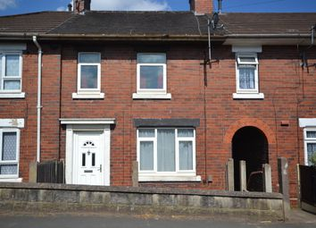 Thumbnail 2 bed town house for sale in Spoutfield Road, Stoke-On-Trent