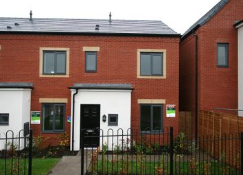 Thumbnail 3 bed end terrace house to rent in Ettingshall Road, Bilston, Wolverhampton