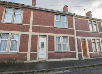 Thumbnail 2 bedroom terraced house for sale in Weston Avenue, St. George, Bristol