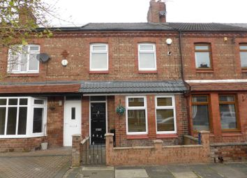 Thumbnail 2 bed terraced house for sale in Oakleigh Grove, Bebington