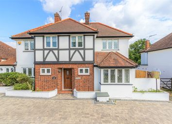 St. James Gardens, Westcliff-On-Sea, Essex SS0. 4 bed detached house