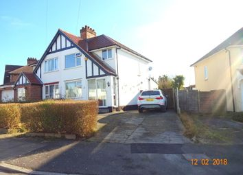 Thumbnail 3 bed semi-detached house to rent in Boxtree Lane, Harrow Weald