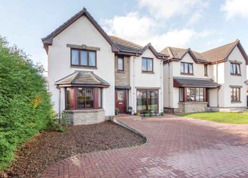 Thumbnail 4 bed detached house for sale in Moffat Walk, Tranent