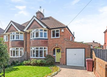 Thumbnail 3 bed semi-detached house for sale in Baydon Drive, Reading
