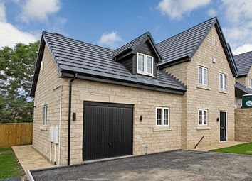 Thumbnail 3 bed detached house for sale in Moat Hill Farm Drive, Birstall, Batley