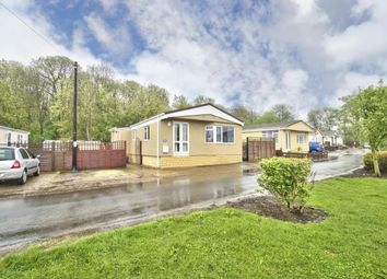 Thumbnail 3 bed mobile/park home for sale in The Grove, Warboys Road, Old Hurst, Huntingdon