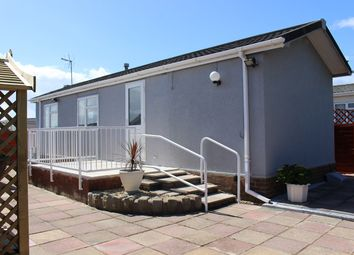 Thumbnail 1 bedroom mobile/park home for sale in Porthkerry, Barry