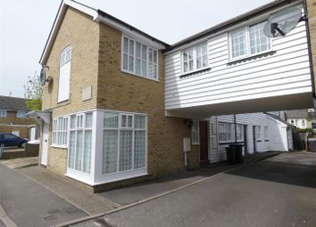 Thumbnail 2 bed flat to rent in Essex Street, Whitstable