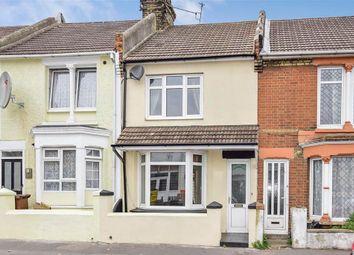 Thumbnail 3 bed terraced house for sale in Gillingham Road, Gillingham, Kent