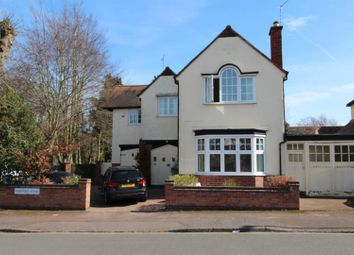 Thumbnail 4 bed detached house to rent in Stoughton Road, Leicester