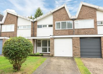 Thumbnail 3 bed terraced house for sale in Silver Tree Close, Walton-On-Thames, Surrey