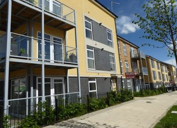 Thumbnail 2 bed flat to rent in Hitchings Leaze, Patchway, Bristol