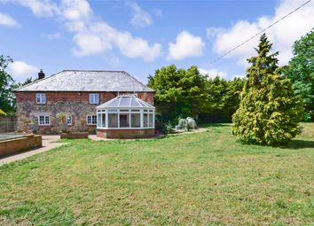 Thumbnail 3 bed detached house for sale in Bagwich Lane, Godshill, Ventnor, Isle Of Wight