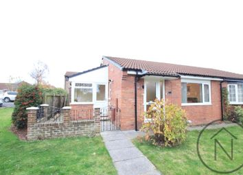 Thumbnail 2 bed semi-detached bungalow for sale in Foxton Close, Newton Aycliffe