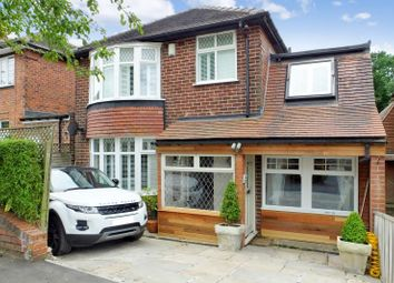 Thumbnail 4 bed detached house to rent in Old Park Road, Beauchief, Sheffield