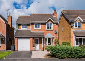 Thumbnail 3 bed detached house for sale in Poppyfields, Hesketh Bank, Preston