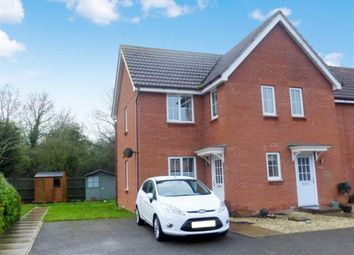Thumbnail 2 bed semi-detached house to rent in Plaiters Way, Braintree