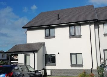 Thumbnail 2 bedroom flat to rent in Maes Glanrafon, Llanfairfechan