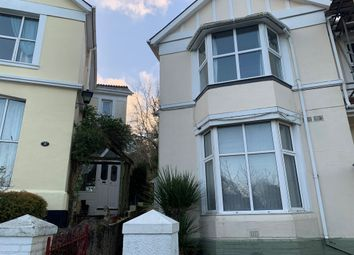 Thumbnail 1 bed flat for sale in Crownhill Park, Torquay