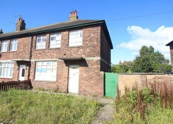 Thumbnail 3 bed end terrace house for sale in Southfleet Avenue, Fleetwood