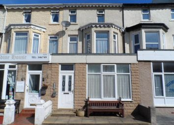 Thumbnail 1 bed flat to rent in St. Chads Road, Blackpool