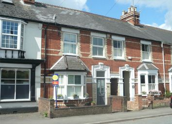 Thumbnail 3 bed end terrace house for sale in Reading Road, Henley-On-Thames
